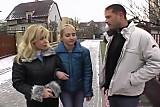 2 copines rencontrees dans la rue