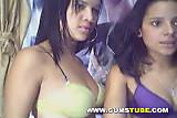 Two Cute Lesbian Teens