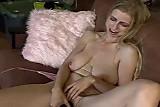 Mature Blonde MILF Masturbation Solo Scene
