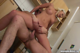 Teen Blonde Rides Cock Like A Pro