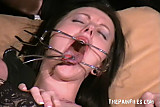 Slutty Emily Sharpes painful medical examination