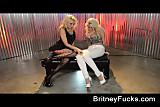 Backstage Lesbians