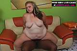 White BBW PUSSY AND HER BLACK DICK