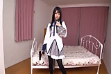 Mahou Shoujo Madoka Magica Cosplay - Homura Akemi