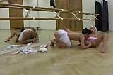 Lesbian Ballerina's