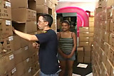 Stockroom Cum Down Throat