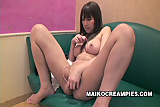 Big Tit Japan Teen Sucks and Fucks