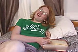 1er casting solo Redhead Madison Young A75 view on tnaflix.com tube online.