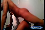 18yo Slim and Sexy Taking A Good Pounding