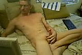 darrel92240 strokes his cock on webam