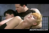 Three Way spanking Fetish