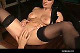 No Sound: Big Titted Amateur Fucked Hard