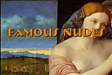 Famous Nudes in the Arts