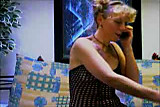 My German Wife on Web Cam 2 view on tnaflix.com tube online.