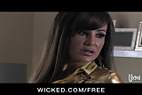 WICKED presents Big-tit MILF Pornstar LISA ANN