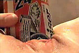 24oz. Budweiser Beer Can Insertion Pt. 2