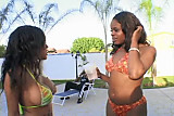 Lacey Duvalle & Nyeema Knoxxx black 3some