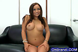 Hot young brunette slut