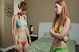 Justine Joli and Alexandra Ivy