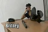 Britney gangbang