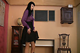 dirty talking mistress strapon JOI jerkoff instructions