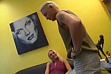 German Milf Blonde - addicted to sperm