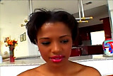 Ebony teen Trish