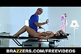 Brazzers - Doctor gives his busty patient a sponge bath