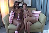 Kaleah and Mone Divine