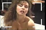 Classic Busty Cougar Keisha Doggy-banged