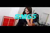 MIlf Jennifer Max Black Stockings SM65