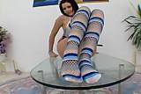 Belicia Steele stockings