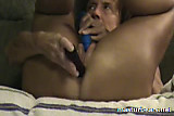 DP masturbation 52 years granny Martha