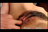 Japan Collage Hairy Pussy