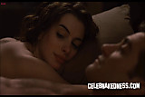 Celeb anne hathaway big bare breasts exposed and having