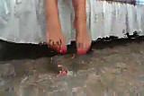 Jessica Has Nice Feet!