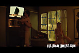 Celeb Mircea Monroe nude bare breasted dancing around