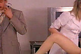 Vintage nurse scene. Very hot!