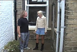 Freddie's British Granny Fuck 9: scene 3