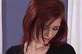 Hot redhead Ariel