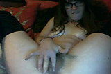 Sultry Lady fingers pussy and asshole !
