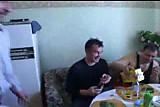 Russian Gangbang