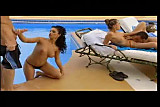 niki rider fucked on the pool