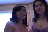2 Mature Japanese get Anal Creampies (Uncensored)