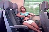Masturbation Train Ride