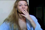my wife on cam