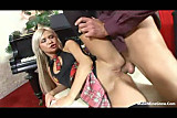 Liana want two huge dick on both hole-1