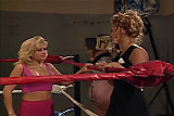 April Adams And Sindee Coxx Lesbian Scene