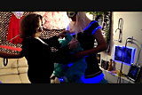 Cuckold Batman Bukkaked By Sissies Mistress Lora