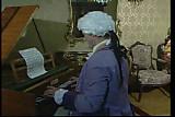 Georgina & her huge rack go Victorian!